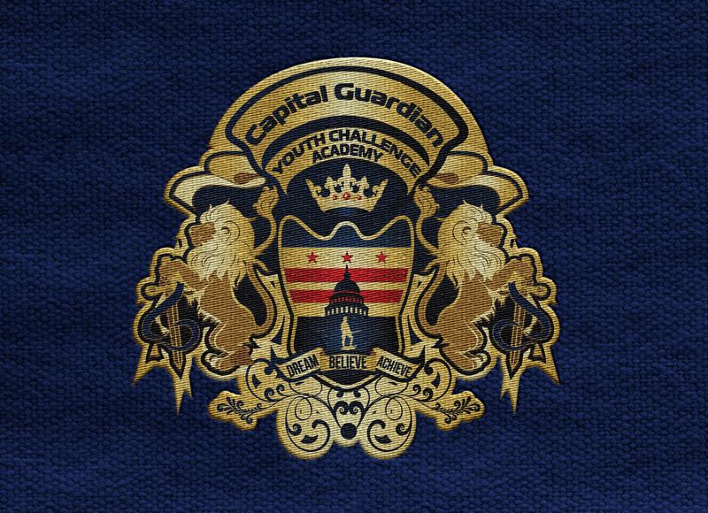 Crest Logo Design